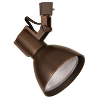 WAC Lighting JTK-775-AB J Track - Line Voltage Track Head 1 Light 120V Antique Bronze Track Lighting Ceiling Light