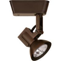 WAC Lighting JHT-856-AB J Track - Low Voltage Track Head 1 Light 12V Antique Bronze Track Lighting Ceiling Light in 50, J/J2 Track