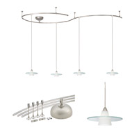 WAC Lighting Solorail Pendant Kit  in Brushed Nickel LM-K517-WT/BN
