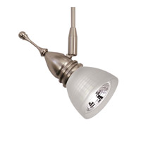 WAC Lighting Americana Quick Connect Fixture With 6In Extension in Brushed Nickel  QF-188X6-BN