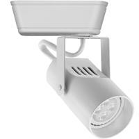 WAC Lighting JHT-007LED-WT HT-007 1 Light 120V White J Track Fixture Ceiling Light in LED, J/J2 Track