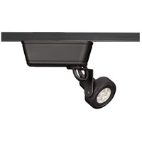 WAC Lighting HHT-160LED-BK Range 1 Light 120V Black H Track Fixture Ceiling Light in 8
