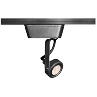 WAC Lighting JHT-180LED-BK Tyler 1 Light 120V Black J Track Fixture Ceiling Light in J/J2 Track
