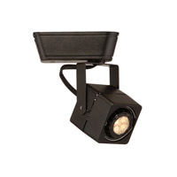 WAC Lighting Low Voltage - 120V Track Luminaire - H Track in Black HHT-802LED-BK