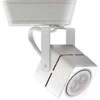 WAC Lighting JHT-802LED-WT Tyler 1 Light 120V White J Track Fixture Ceiling Light in J/J2 Track