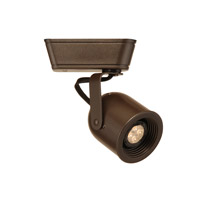 WAC Lighting LHT-808LED-DB 120V Track System 1 Light 12V Dark Bronze Low Voltage Directional Ceiling Light in 8, L Track