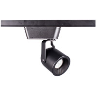 WAC Lighting JHT-808LED-BK Ht-808 1 Light 120V Black J Track Fixture Ceiling Light in J/J2 Track