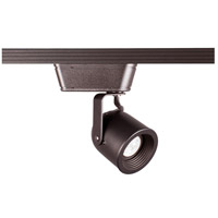 WAC Lighting JHT-808LED-DB HT-808 1 Light 120V Dark Bronze J Track Fixture Ceiling Light in J/J2 Track