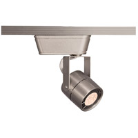 WAC Lighting LHT-809LED-BN 120V Track System 1 Light 12V Brushed Nickel Low Voltage Directional Ceiling Light in 8, L Track