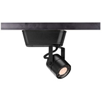WAC Lighting JHT-809LED-BK HT-809 1 Light 120V Black J Track Fixture Ceiling Light in J/J2 Track