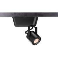 WAC Lighting JHT-809LED-BK Tyler 1 Light 120V Black J Track Fixture Ceiling Light in J/J2 Track