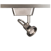 120V Track System 1 Light 12V Brushed Nickel Low Voltage Directional Ceiling Light in 8, H Track