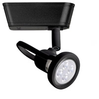 WAC Lighting JHT-826LED-BK HT-826 1 Light 120V Black J Track Fixture Ceiling Light in J/J2 Track