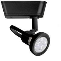 WAC Lighting JHT-826LED-BK Tyler 1 Light 120V Black J Track Fixture Ceiling Light in J/J2 Track