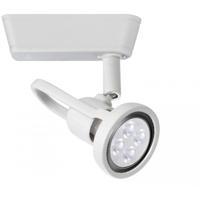 WAC Lighting JHT-826LED-WT Tyler 1 Light 120V White J Track Fixture Ceiling Light in J/J2 Track