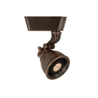 WAC Lighting Caribe - Low Voltage LED - 120V Track Luminaire - H Track in Antique Bronze HHT-874LED-AB
