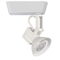 WAC Lighting LHT-856LED-WT 120v Track System 1 Light 12V White Low Voltage Directional Ceiling Light in 8 L Track