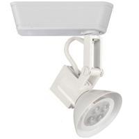WAC Lighting JHT-856LED-WT 120v Track System 1 Light 12V White Low Voltage Directional Ceiling Light in 8 J/J2 Track