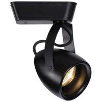 WAC Lighting L-LED820F-27-BK 120v Track System 1 Light Black LEDme Directional Ceiling Light in 2700K 40 Degrees L Track