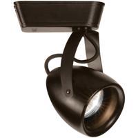 WAC Lighting J-LED820F-27-DB 120v Track System 1 Light Dark Bronze LEDme Directional Ceiling Light in 2700K 40 Degrees J Track