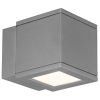 WAC Lighting WS-W2505-GH Outdoor Lighting 5 inch Graphite Outdoor Wall Mount