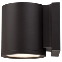 WAC Lighting WS-W2605-BZ Outdoor Lighting 1 Light 5 inch Bronze Outdoor Wall Mount