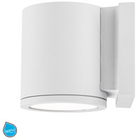WAC Lighting WS-W2605-WT Outdoor Lighting 5 inch White Outdoor Wall Mount photo thumbnail