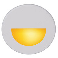 WAC Lighting WL-LED300-AM-WT Ledme 120V 3.90 watt White Step Light