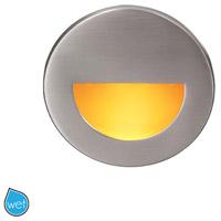 WAC Lighting WL-LED300-AM-BN LEDme 120V 3.90 watt Brushed Nickel Step Light