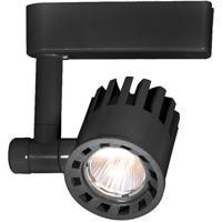 WAC Lighting H-LED20S-30-BK 120v Track System 1 Light 120V Black LEDme Directional Ceiling Light in 3000K 85 20 Degrees H Track