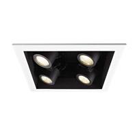 WAC Lighting MT-4LD226T-WT Recessed Lighting LED White Recessed Trim Non-IC
