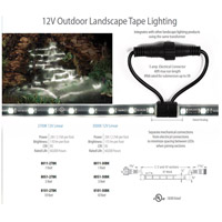 WAC Lighting 8051-27BK Landscape LED 1 inch Black Strip Light Ceiling Light in 2700K alternative photo thumbnail