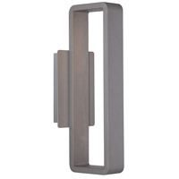 Janus LED 17 inch Graphite Outdoor Sconce