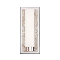 Sonoma LED 5 inch Chrome Vanity Light Wall Light, dweLED