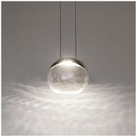 WAC Lighting PD-52008-CH Lolli LED 3 inch Chrome Pendant Ceiling Light alternative photo thumbnail
