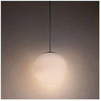 WAC Lighting PD-52313-BN Niveous LED 14 inch Brushed Nickel Pendant Ceiling Light alternative photo thumbnail