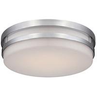 WAC Lighting FM-4313-CH Vie LED 14 inch Chrome Flush Mount Ceiling Light