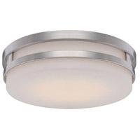 WAC Lighting FM-4313-BN Vie LED 14 inch Brushed Nickel Flush Mount Ceiling Light
