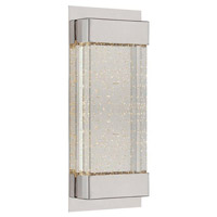 WAC Lighting dwelLED Mythical LED Wall Sconce in Polished Nickel WS-12713-PN