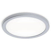 WAC Lighting FM-4610-30-TT Geos LED 10 inch Titanium Flush Mount Ceiling Light in 3000K