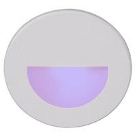 WAC Lighting WL-LED300-BL-WT Outdoor Lighting 3.9 watt White Step Light LED