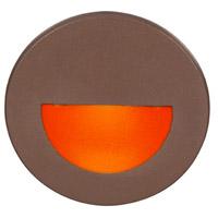 WAC Lighting WL-LED300-RD-BN Outdoor Lighting 3.9 watt Brushed Nickel Step Light LED