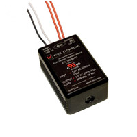 WAC Lighting EN-2460-R2 Signature Black Transformer