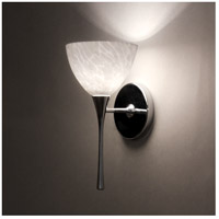 WAC Lighting WS57LED-G541WT/CH Americana LED 4 inch Chrome Wall Sconce Wall Light