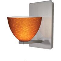 WAC Lighting WS58-G541AM/BN Americana 1 Light Brushed Nickel Wall Sconce Wall Light