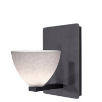 WAC Lighting WS58LED-G541WT/RB Americana LED 4 inch Dark Bronze Wall Sconce Wall Light