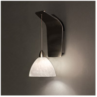 WAC Lighting WS72-G541WT/BN Americana LED 5 inch Brushed Nickel Pendant Wall Sconce Wall Light