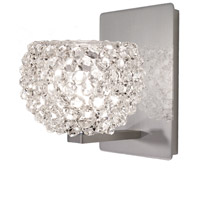 WAC Lighting WS58-G542WD/BN Eternity Jewelry 1 Light 5 inch Brushed Nickel Wall Sconce Wall Light photo thumbnail
