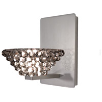 WAC Lighting WS58-G543BI/BN Eternity Jewelry 1 Light 5 inch Brushed Nickel Wall Sconce Wall Light