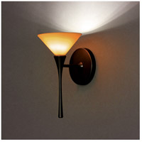 WAC Lighting WS57LED-G512AM/RB Contemporary LED 5 inch Dark Bronze Wall Sconce Wall Light